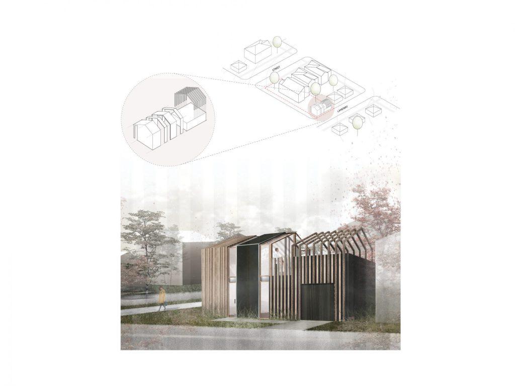 FLEXI HOUSE – Designing Affordability - Emily Ayotte