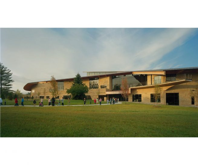 Indian Community School, 2003-2007, Collaborating Designer with Antoine Predock Architect